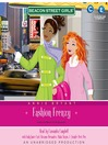 Fashion Frenzy (MP3): Beacon Street Girls Series, Book 9